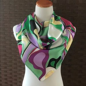 Dennis Basso Paisley Scarf